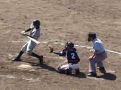 軟式野球部写真
